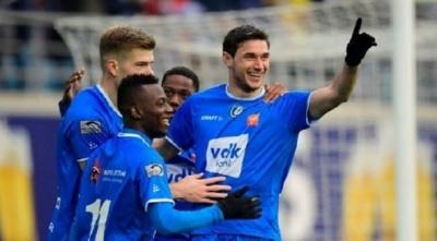 «Гент» Яремчука, Безуса та Пластуна офіційно зіграє у Лізі Європи, не посівши єврокубкове місце