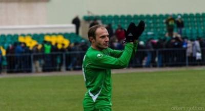 Український футболіст покинув «Дачію»