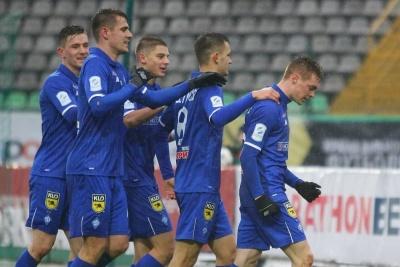 Віктор Циганков: «Попереду ще одна гра, сподіваюся, уболівальники прийдуть підтримати нашу команду»