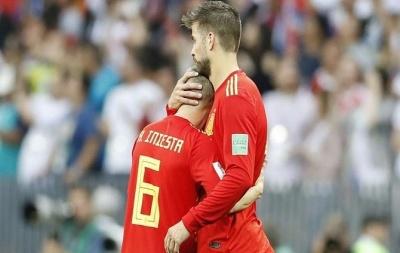 «Найсумніший день в моїй кар'єрі» — Іньєста підтвердив завершення виступів за збірну