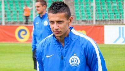 Динамівці в оренді: тренер «Динамо» (Мінськ) розкритикував Хльобаса
