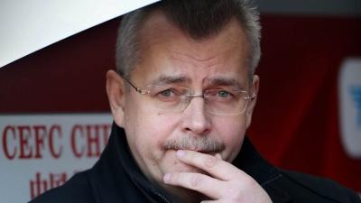Чеська футбольна асоціація зробила заяву щодо висловлювання президента «Славії» Ярослава Тврдіка