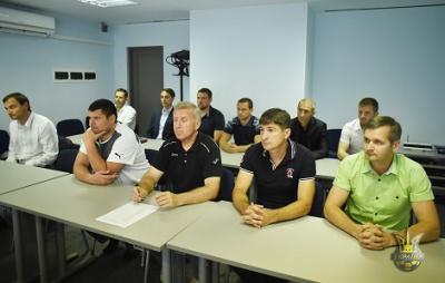 Санжар, Бабич, Обрадовіч, Яковенко, Вірт і ще 11 тренерів навчатимуться, задля отримання «PRO»-дипломів УЄФА