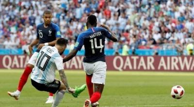 Франція перемогла Аргентину у результативному поєдинку і вийшла у чвертьфінал