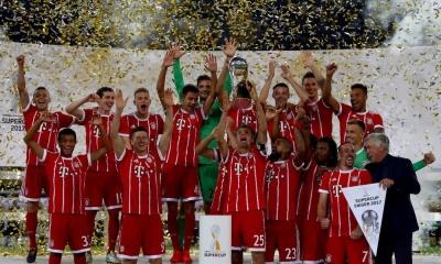 «Баварія» у серії пенальті здолала «Боруссію» Д та виграла Суперкубок Німеччини