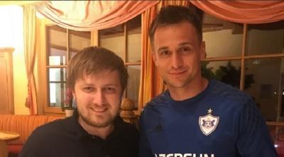 Український воротар перейшов в «Карабах»
