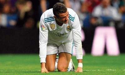 Роналду заклався з гравцями «Реала», що стане найкращим бомбардиром Ла Ліги попри шалену перевагу Мессі