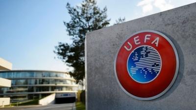 УЄФА не покарав «Рому» за прапор «ДНР» на матчі з «Шахтарем»