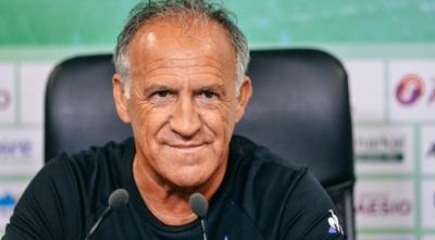 «Матчі проти «Олександрії» – крок у невідомість», – тренер «Сент-Етьєна»