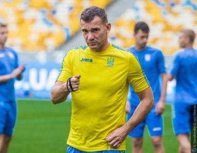 Три года сборной Украины с Андреем Шевченко у руля