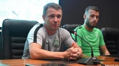 Ребров прокоментував результат «Ференцвароша» у першому матчі кваліфікації ЛЧ проти «Динамо» Загреб