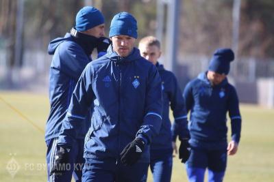 «Динамо» готується до «Зорі» у повному складі, за виключенням Сидорчука