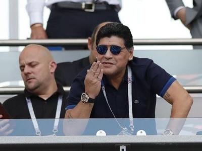 Дієго Марадона: «Прошу вибачення у Рамоса»