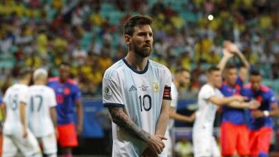 Федерація футболу Аргентини подала апеляцію на видалення Мессі на Кубку Америки