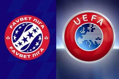 УЕФА планирует одновременно возобновить 12 чемпионатов. Украинская Премьер-лига в деле