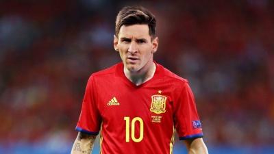 Що було б, якби Мессі мав можливість вибрати виступи за збірну Іспанії