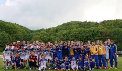 Юнацька збірна U18 поступилася у фіналі росіянам