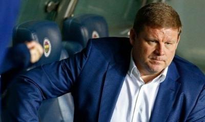 У Макаренка буде новий головний тренер