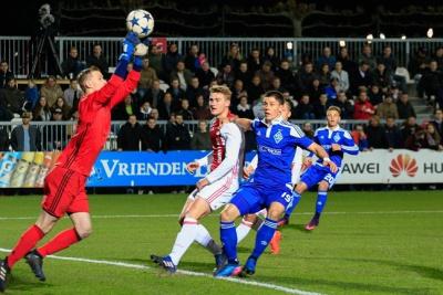 Юнацька Ліга УЄФА: результати матчів вівторка
