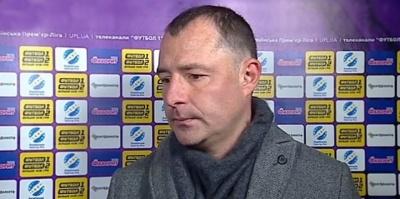 Флеш-коментар головного тренера «Зірки»