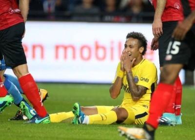Неймар забиває та асистує в дебютній грі за «ПСЖ»