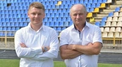 «Верес» оригінально представив нового головного тренера