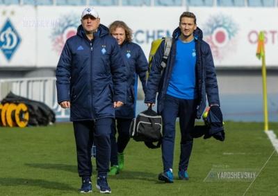 Юрій Мороз: «Є відчуття, що хлопці дограють чемпіонат»
