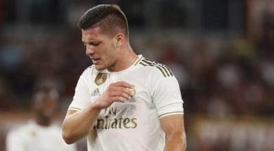 Йович може покинути «Реал» - Зідан розчарований грою форварда