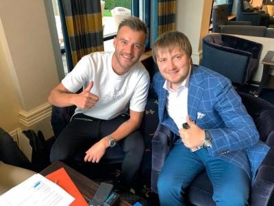 Агент Вадим Шаблий будет отвечать за комплектацию «Карпат»