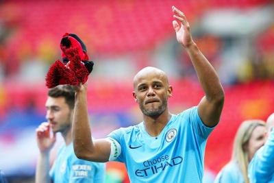 «Манчестер Сіті» оголосив про відхід Компані