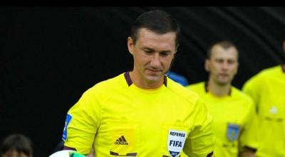 Источник: Можаровский был отстранен от судейства за непоставленный пенальти в ворота «Динамо»