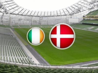 Букмекери оцінили шанси Данії пройти Ірландію