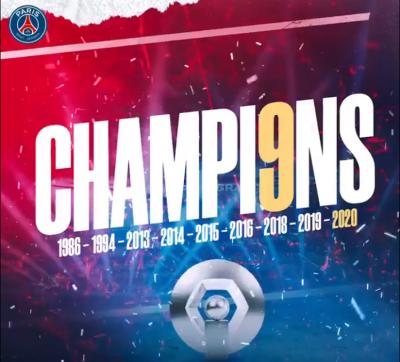 К очередным медалям ПСЖ. Кто в топ-лигах брал три чемпионства подряд в нашем веке