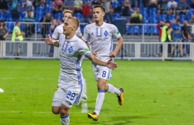 Перед матчем «Динамо» - «Олімпік» Віталій Буяльський отримає приз за найкращий гол року