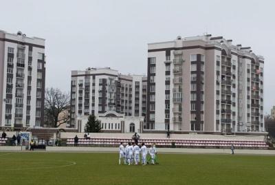 П'ять голів у першому таймі приносять «Динамо» U-21 розгромну перемогу над «Сталлю»