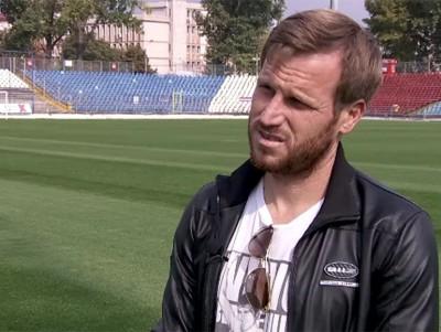 Флорин Чернат: «Луческу? Думаю, болельщики «Динамо» будут счастливы и успокоятся после матча за Суперкубок Украины»
