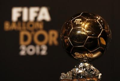 Футбол до «Золотих м'ячів» Мессі та Роналду