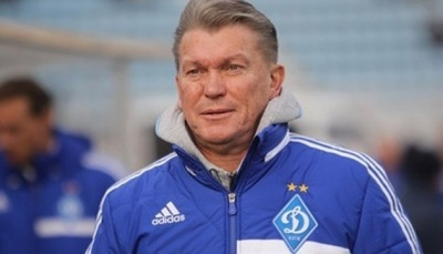 Стало відомо, чому Олег Блохін був на фіналі Ліги Європи в інвалідному кріслі
