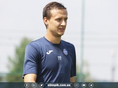 Максим Дегтярьов: «Не скажу, що під час перегляду в «Динамо» у мене щось не виходило»
