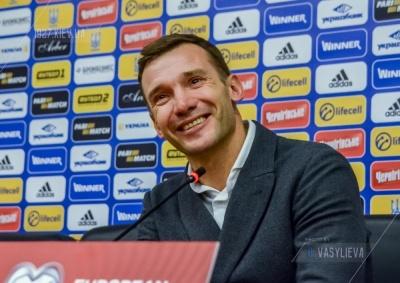 Андрій Шевченко: «Ніколи не втрачаю голову, хоча хвилювання гравця і тренера неможливо порівняти»