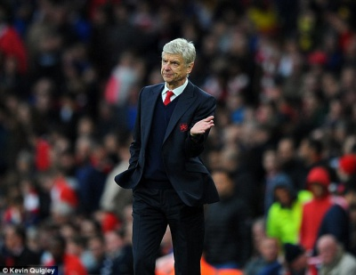 Букмекери назвали фаворитів на посаду головного тренера «Арсеналу»