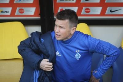 Руслан Ротань: «Матч із «Динамо»? Нікому не побажаєш такого дебюту»