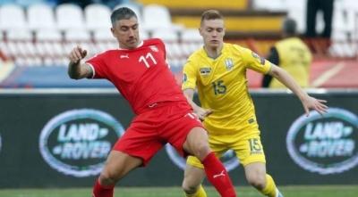 Циганков віддав перший асист за національну збірну в ювілейному матчі