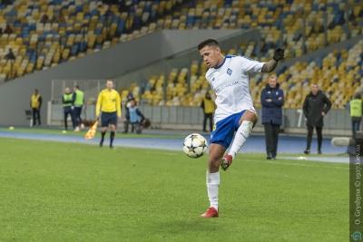 «Динамо» не відпустило Сідклея в Бразилію