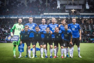 Состав сборной Эстонии: кого новый тренер вызвал на товарищеский матч с командой Украины