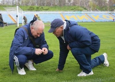 Анатолій Колоша - про проблеми поля в Миколаєві