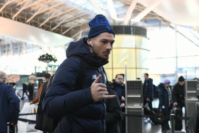 «Динамо» вирушило до Туреччини на перший тренувальний збір