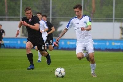 Першість U-19: «Динамо» розгромило «Зорю»