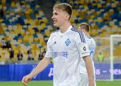Минувший год для футболистов сборной Украины: Сергей Сидорчук