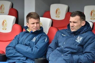 Ротань переглядає кандидатів до збірної України U-21 на зборах «Динамо»
